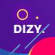Dizy - Creative Portfolio Theme - ThemeForest Item for Sale