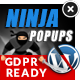 Popup Plugin for WordPress - Ninja Popups - CodeCanyon Item for Sale