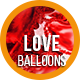 Love Balloons 1 - VideoHive Item for Sale