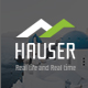 Hauser - Real Estate PSD Template - ThemeForest Item for Sale