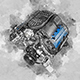 Modern Tech Sketch Art Photoshop Action - GraphicRiver Item for Sale