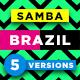 Brazil Samba Party