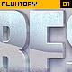 3D Chrome Metal Text FX 01 of 05 - GraphicRiver Item for Sale
