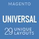 Universal - Multi-Purpose Responsive Magento 2.3.2 Theme - ThemeForest Item for Sale