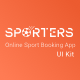 Sporters UI KIT - CodeCanyon Item for Sale