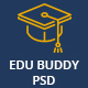 EduBuddy - Education & Academy PSD Template - ThemeForest Item for Sale
