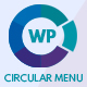 WP Circular Menu - Responsive Circular Menu Plugin for WordPress - CodeCanyon Item for Sale