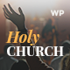 Holy Church | Religion, Charity & Nonprofit WordPress Theme - ThemeForest Item for Sale