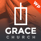 Grace - Church, Religion & Charity WordPress Theme - ThemeForest Item for Sale