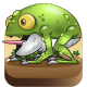 Monster Toad Sprites - Enemy Game Character - GraphicRiver Item for Sale