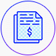 Financial Report | 16 Thin Line Icons Set - GraphicRiver Item for Sale