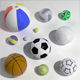 Balls - 3DOcean Item for Sale