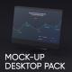 Desktop Website Presentation 2 in 1 - VideoHive Item for Sale