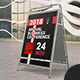 Advertising Stand Mockups - GraphicRiver Item for Sale