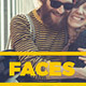 Faces - Parallax Kaleidoscope Gallery - VideoHive Item for Sale