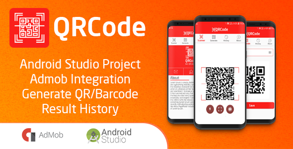 QRCode - Smart Scanner and Generator Barcode | QRCode Download