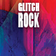 Action Rock Glitch Logo