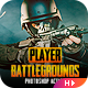 Player Battlegrounds Photoshop Action - GraphicRiver Item for Sale