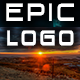 Epic Cinematic Logo with Trailer Strings