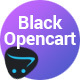 Black Opencart Template - ThemeForest Item for Sale