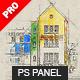 Architecture Sketch - Architectum 3 - Photoshop Plugin - GraphicRiver Item for Sale