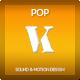 Upbeat Energtic Pop