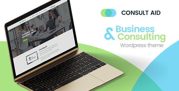 Consult Aid : Business Consulting And Finance WordPress Theme