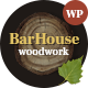 Barhouse - Wooden House Construction and Woodworks WordPress Theme - ThemeForest Item for Sale