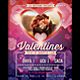 Valentines Party Flyer / Poster - GraphicRiver Item for Sale