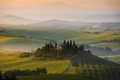 House in Tuscany in the early morning - PhotoDune Item for Sale
