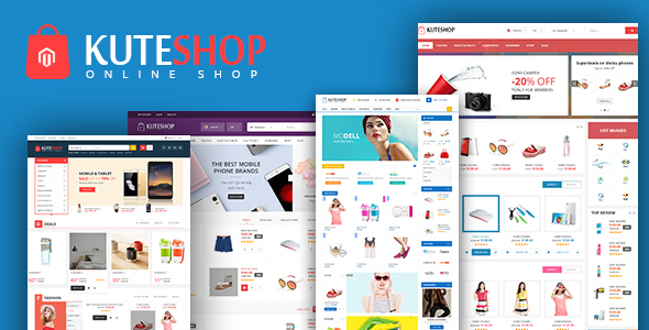KuteShop -  Super Market Responsive WooComerce WordPress Theme
