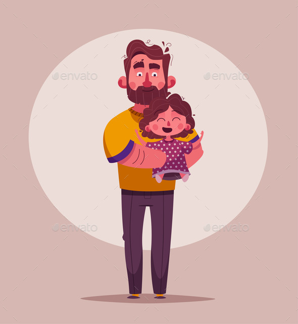 The Best Dad and Daughter