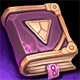 Spell Book Page 09 - GraphicRiver Item for Sale