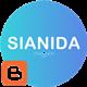 Sianida - Responsive Magazine Blogger Theme - ThemeForest Item for Sale