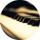 Mysterious Emotive Piano Score