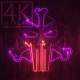 Neon Stroke Logo - VideoHive Item for Sale