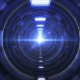 Futuristic HD Space Tunnel Loop - VideoHive Item for Sale