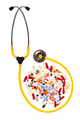 Pills and stethoscope - PhotoDune Item for Sale