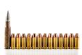 Line of bullets - PhotoDune Item for Sale