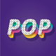 A Pack of Pop Art Text Effects - GraphicRiver Item for Sale