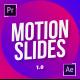 Motion Slides - VideoHive Item for Sale
