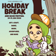 Holiday Break Poster - GraphicRiver Item for Sale
