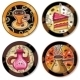 Coffee Drink Coasters Series - GraphicRiver Item for Sale