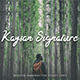 Kaysan Signature - GraphicRiver Item for Sale