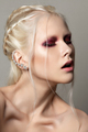 Young beautiful woman with fashion make up - PhotoDune Item for Sale