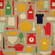 Seamless Pattern Of Kitchen Tools - GraphicRiver Item for Sale
