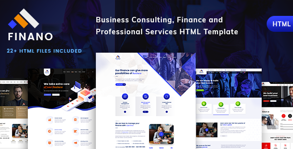 Finano – Consulting finance & Business