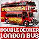 London Double-Decker Bus, Red Coach Mock-up - GraphicRiver Item for Sale