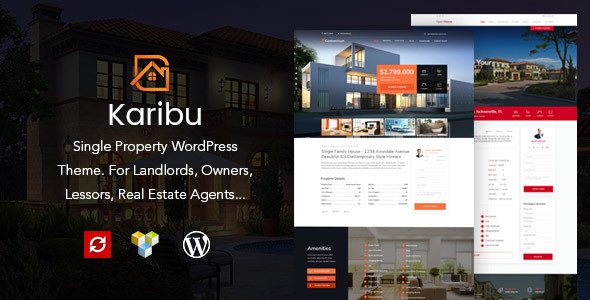 Karibu - Single Property Theme