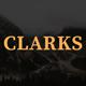 Clarks | CV/Resume Template - ThemeForest Item for Sale